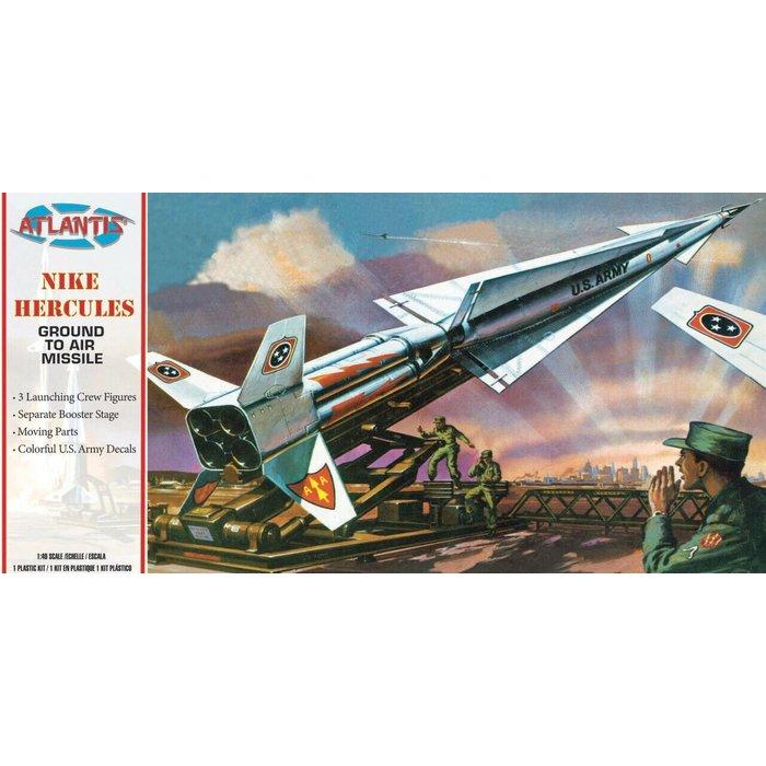 Nike Hercules Missile US Army