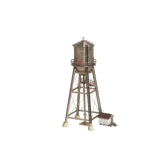 HO B/U Rustic Water Tower