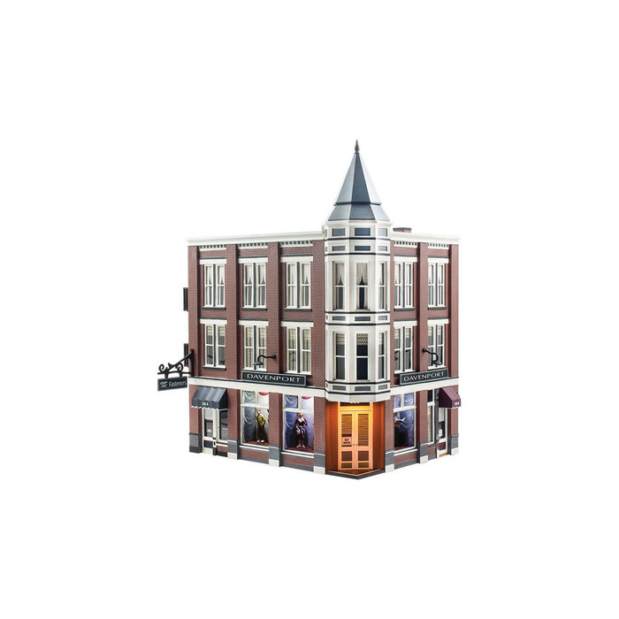 O B/U Davenport Department Store