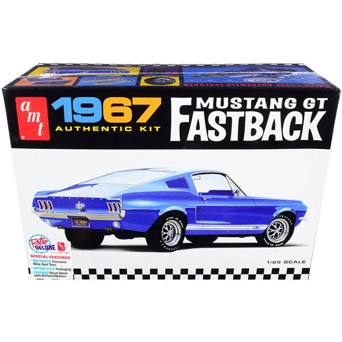 1967 Ford Mustang GT Fastback Skill 2