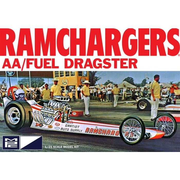 Ramchargers Front Engine Dragster Skill 2