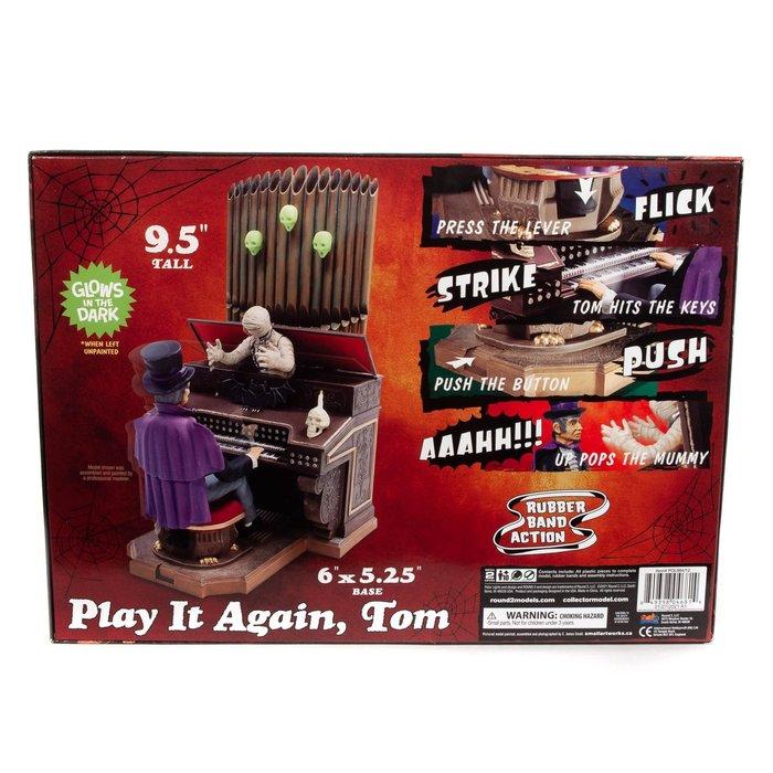 Haunted Manor: Play It Again Tom! Skill 2