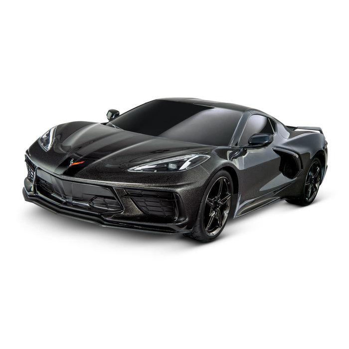1/10 4 Tec 3.0 Corvette Black