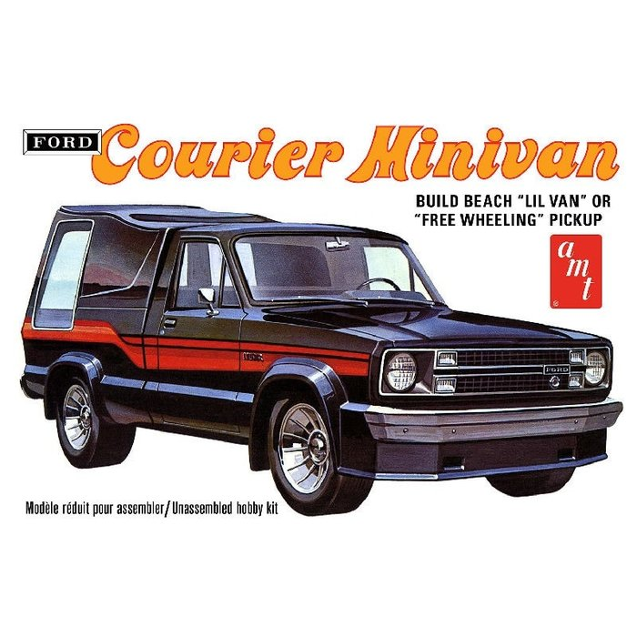 1978 Ford Courier Minivan Skill 2