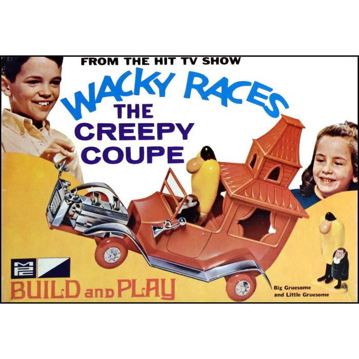 Wacky Races - Creepy Coupe  (SNAP) Skill 2