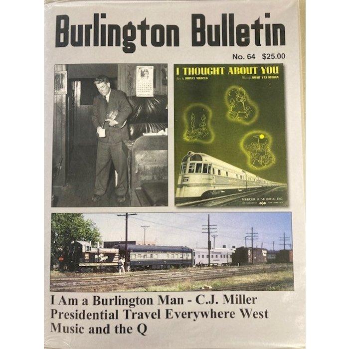 Burlington Bulletin No. 64