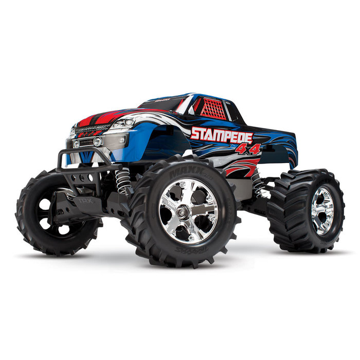 Stampede® 4X4: 1/10-scale 4WD Monster Truck