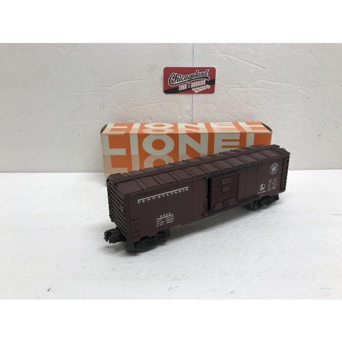Lionel O 6464 Boxcar Pennsylvania w/ Box