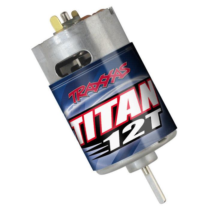 Motor, Titan® 12T (12-Turn, 550 size)