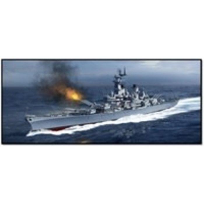 1/400 USS Missouri BB-63