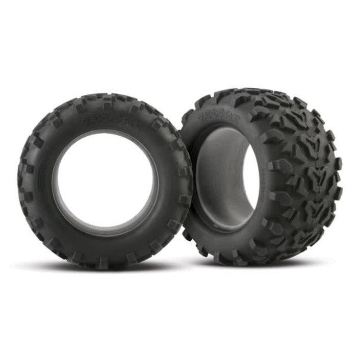 Tires, Maxx® 3.8' (6.3' outer diameter (160mm)) (2) (fits Revo®/Maxx® series)
