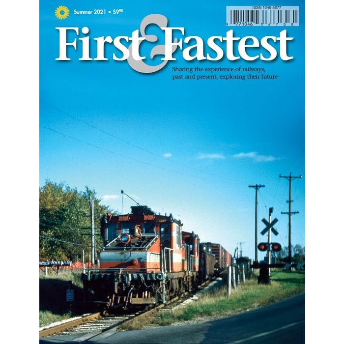 First & Fastest Summer 2021