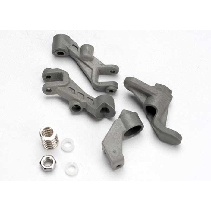 Steering bellcranks/ servo saver/ servo saver spring/ steering support