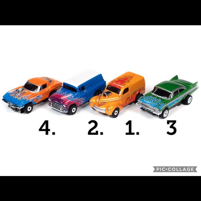 """1967 Chevy Corvette """"Flames"""" #4"""
