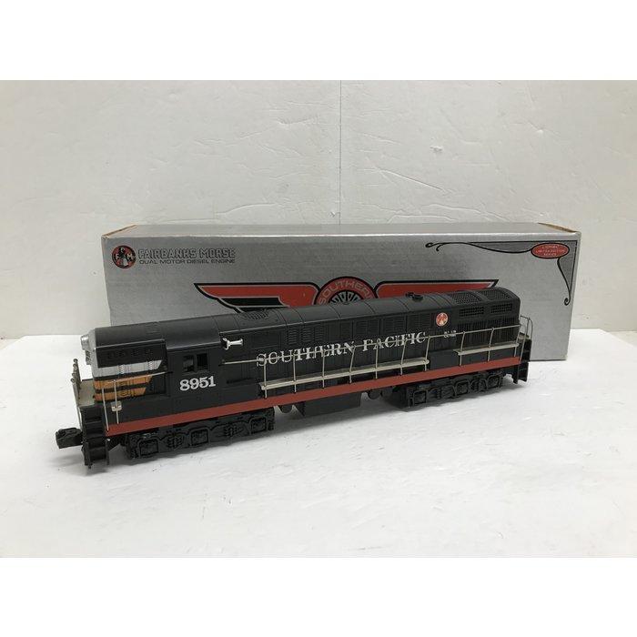 Lionel 6-8951 O FM Dual Motor SP