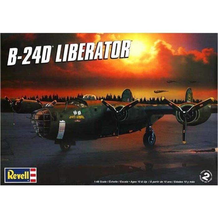 1:48 B-24D Liberator