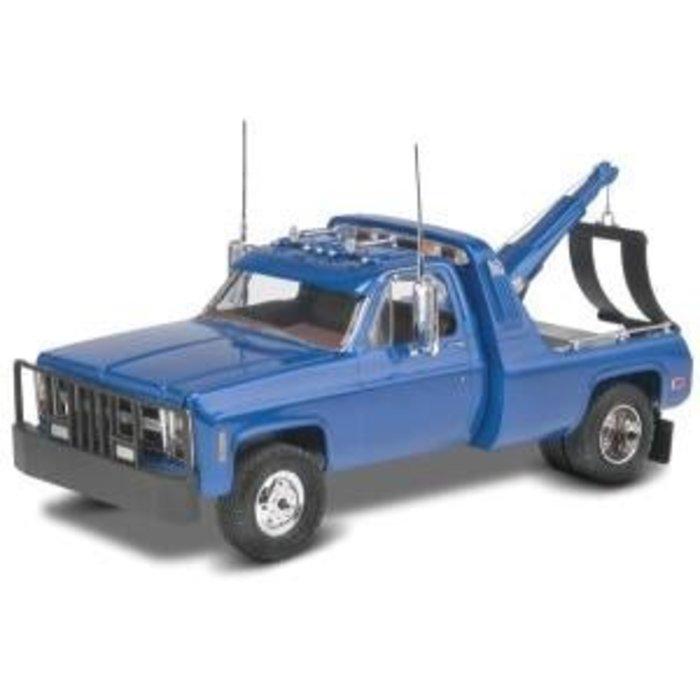 1:25 '77 GMC Wrecker Truck sk2