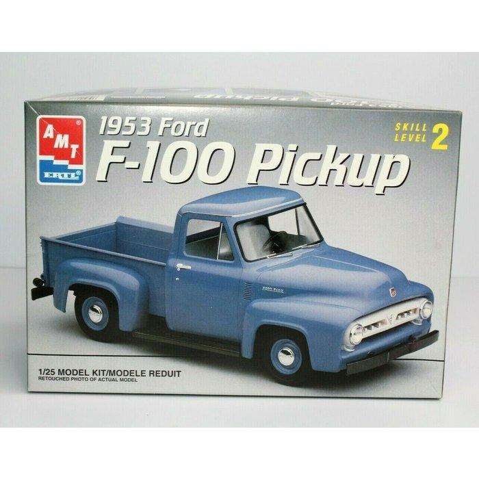 1:25 '53 Ford F-100 Pickup