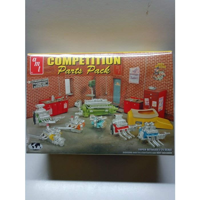 1:25 Competition Parts Pack