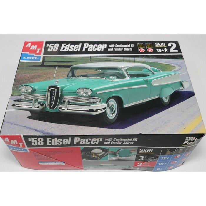 1:25 '58 Edsel Pacer