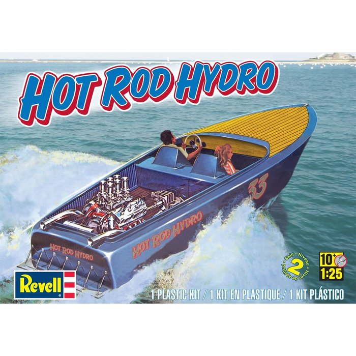1:25 Hot Rod Hydro
