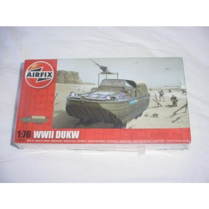 1:76 WWII DUKW