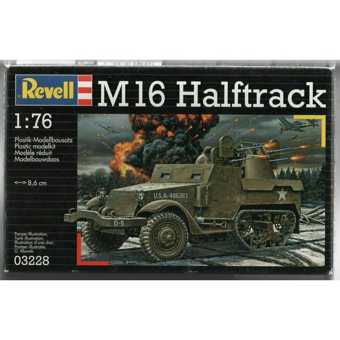 1:72 M16 Halftrack