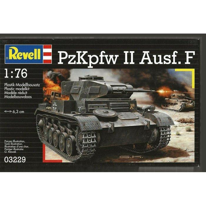 1:76 PzKpfw II Ausf. F