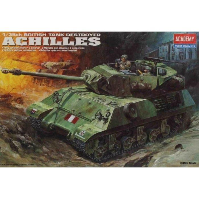 1:35 Achilles British Tank