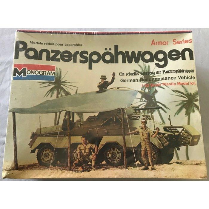 1:32 German Reconnaissance Vehicle
