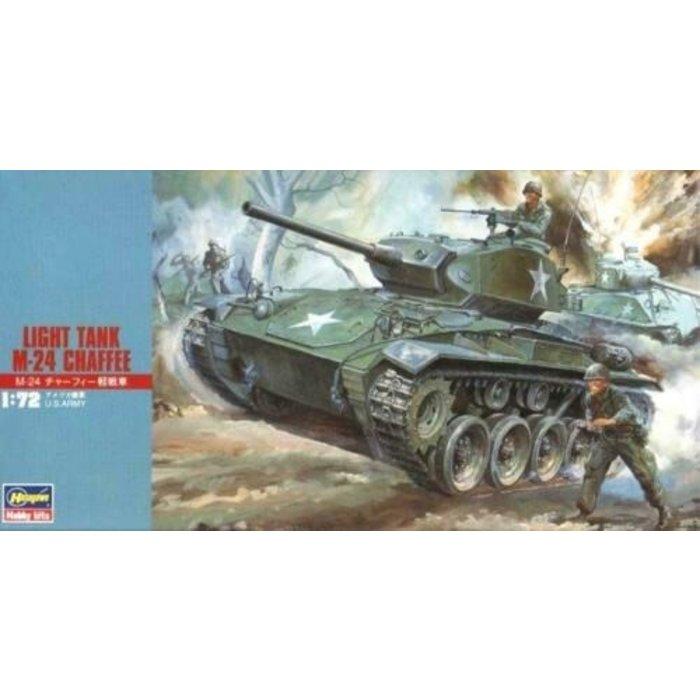 1:72 Light Tank M-24 Chaffee
