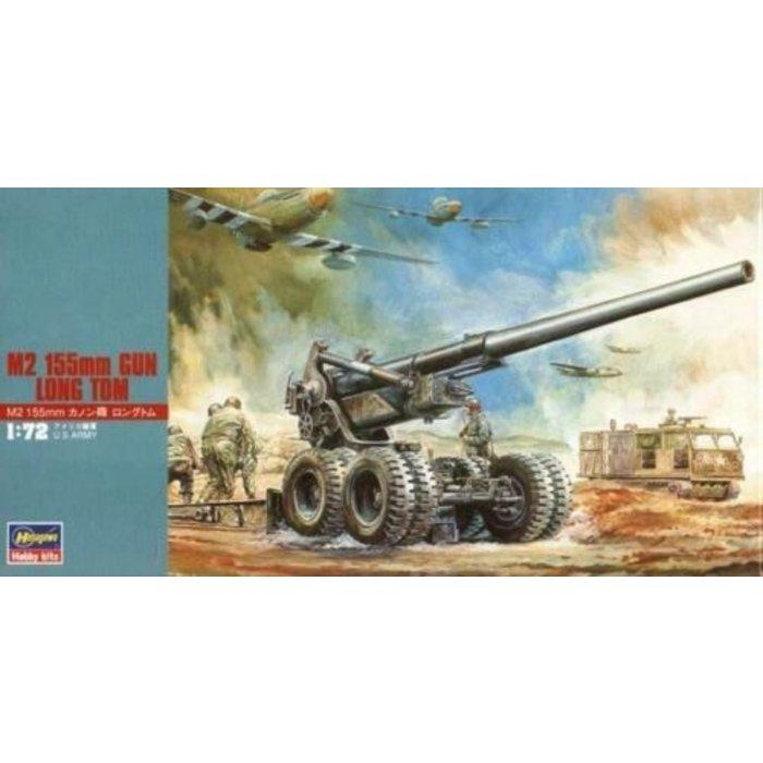 1:72 M2 155mm Gun Long Tom