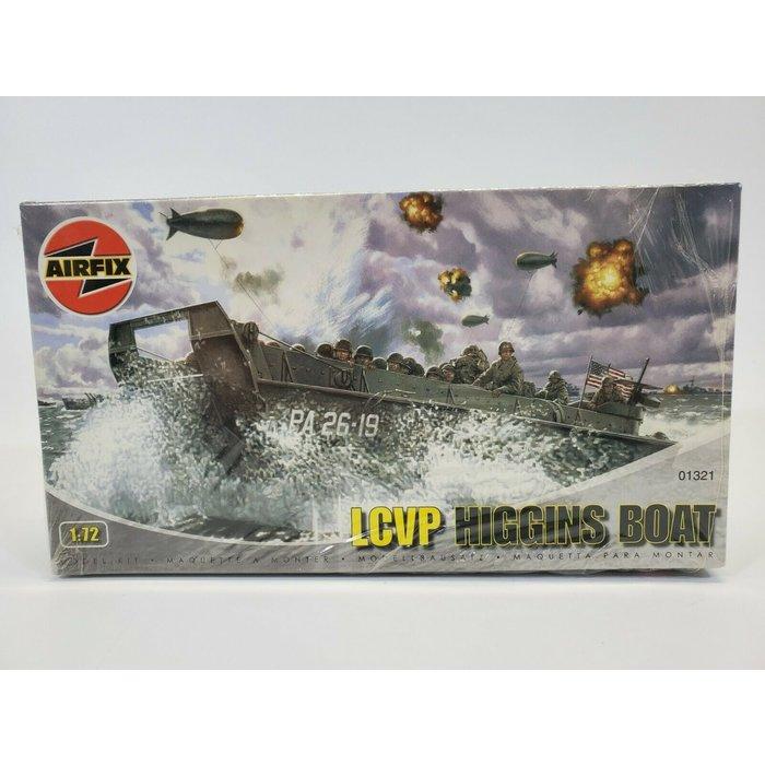 1:72 LCVP Higgins Boat