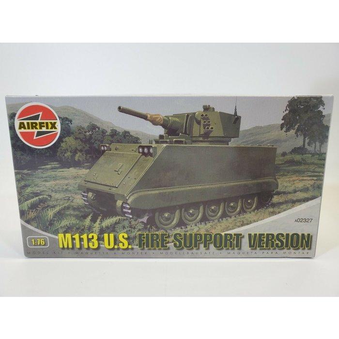 1:76 M113 U.S. Fire Support Version