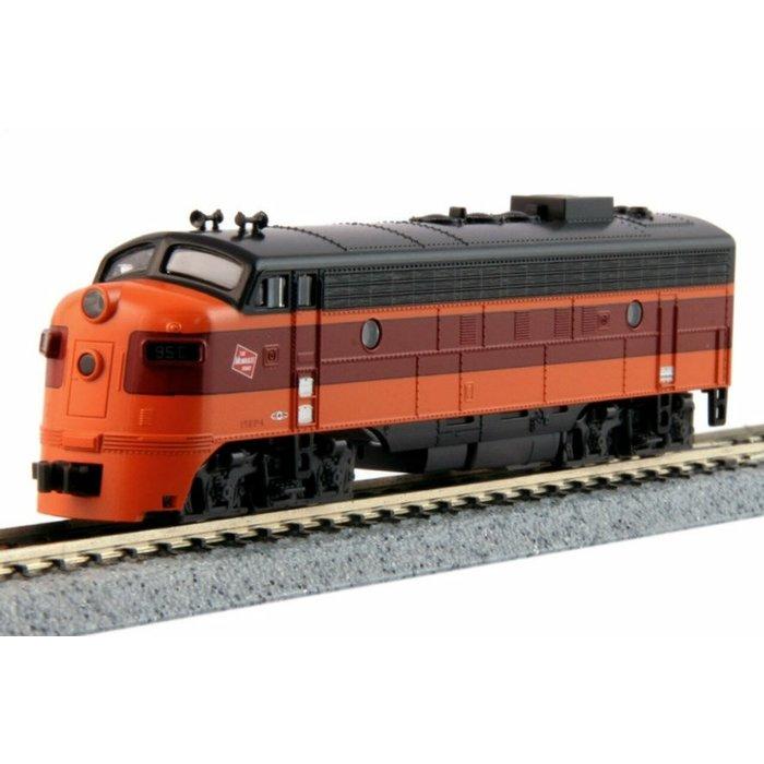 N Milw.Rd. FP7A #95C Diesel