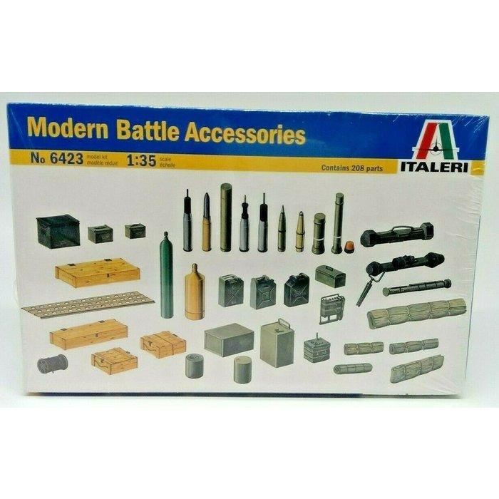 1:35 Modern Battle Gear