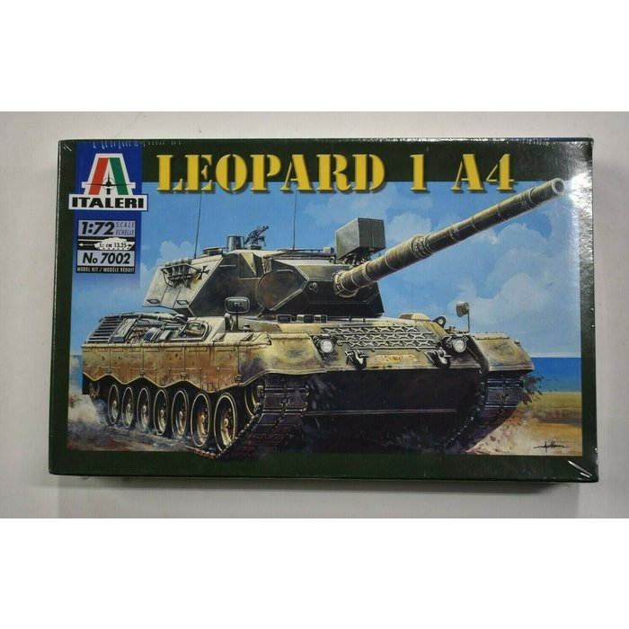 1:72 Leopard 1 A4