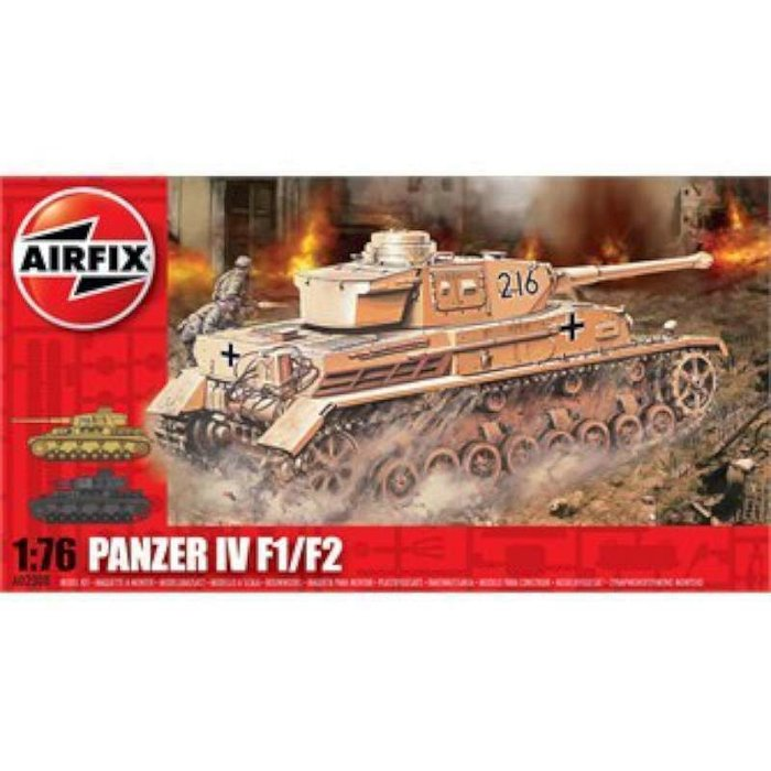 1:76 Panzer IV Kit