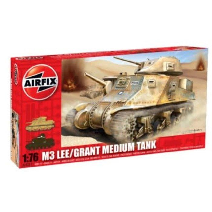 1:76 M3 Lee/Grant Medium Tank