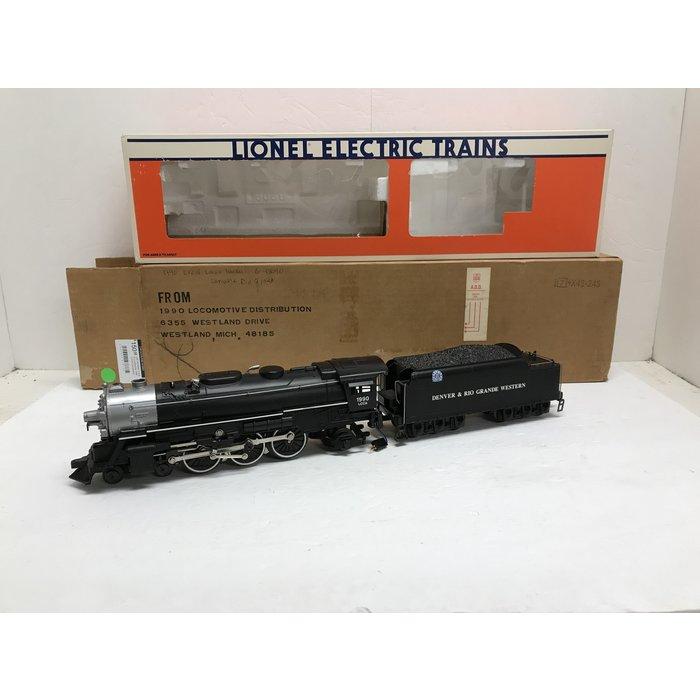 Lionel 6-18090 O 4-6-2 Locomotive 1990 LCCA Convention