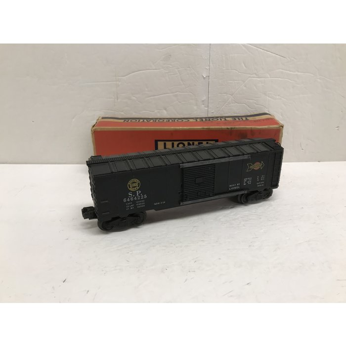 Lionel 6464-225 O SP Boxcar 6464-225