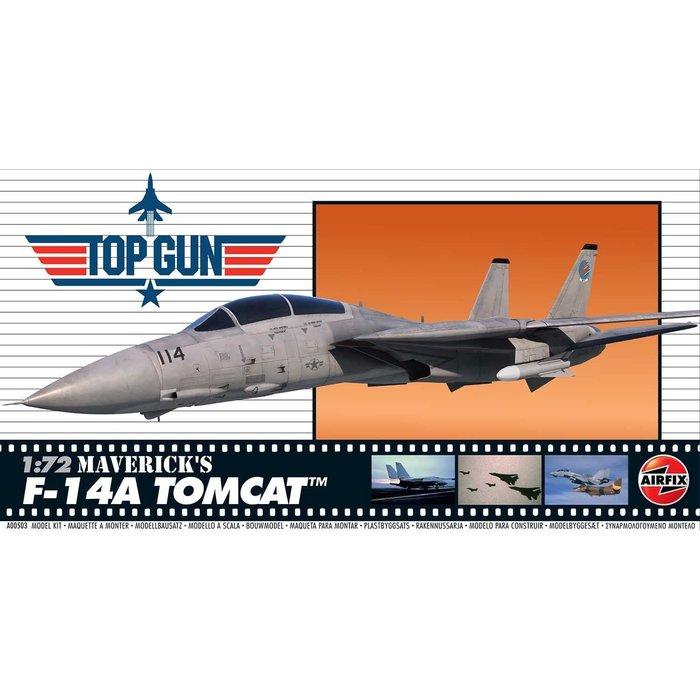 1:72 Top Gun Maverick's F-14A Tomcat Kit