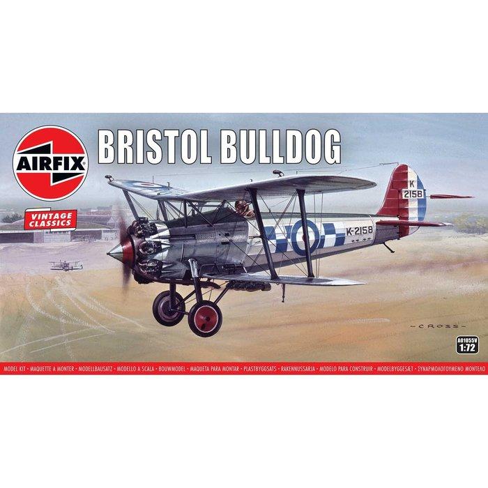 1:72 Bristol Bulldog Kit