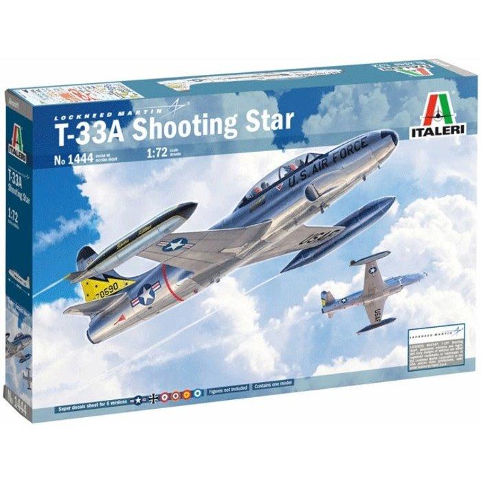 "1:72 T-33A ""Shooting Star"""