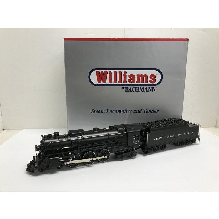 Williams by Bachmann 40199 O 4-6-4 Hudson NYC w/ TBII