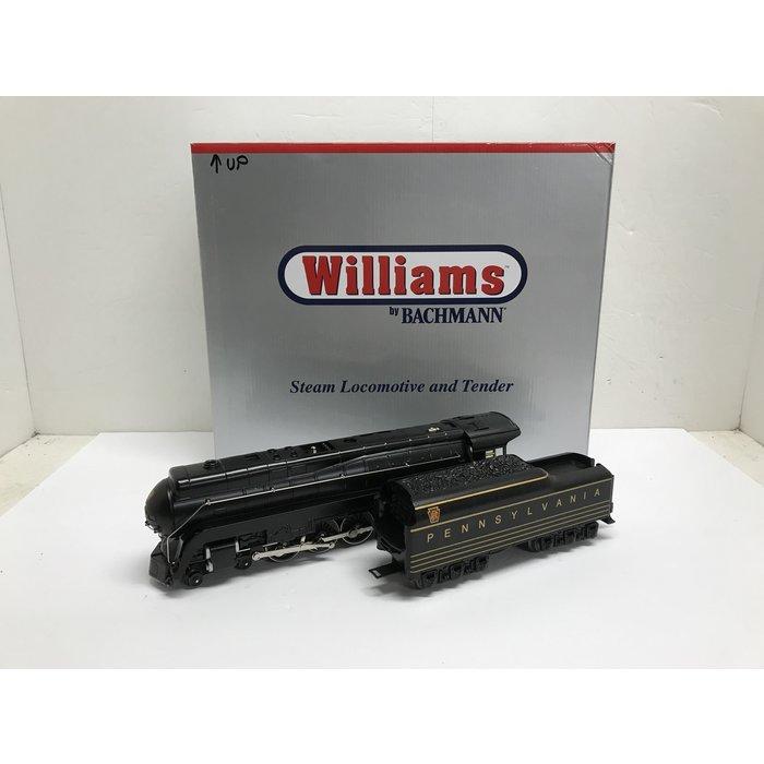 Williams by Bachmann 40306 O 4-8-4 J-Class Pennsy w/ TBII