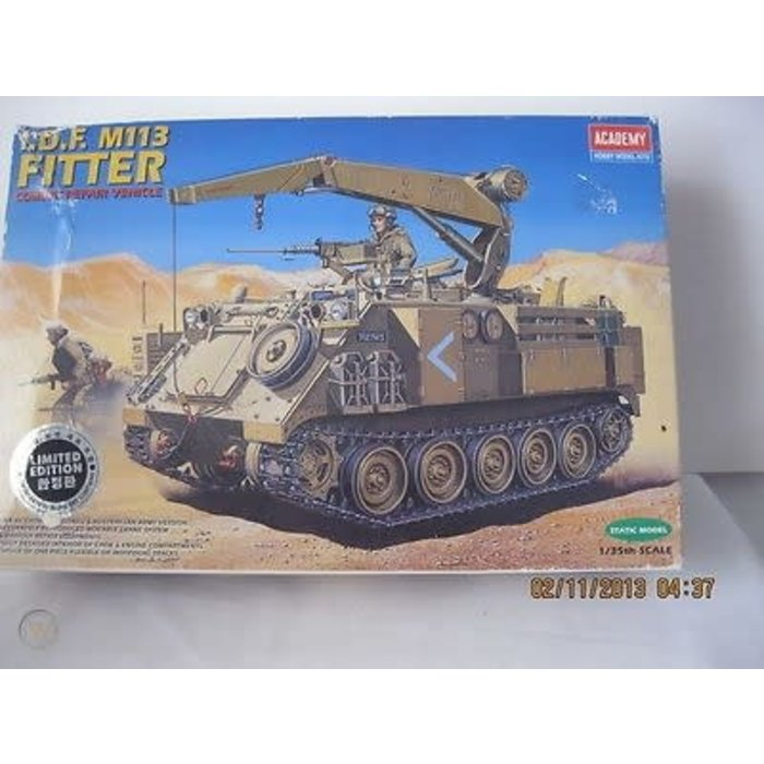 1:35 I.D.F. M113 Fitter Combat Repair Vehicle