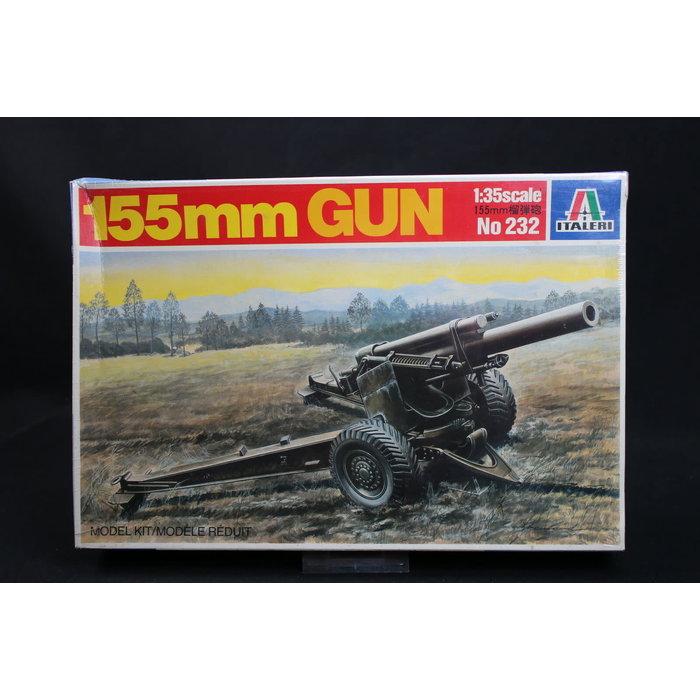 1:35 155mm Gun