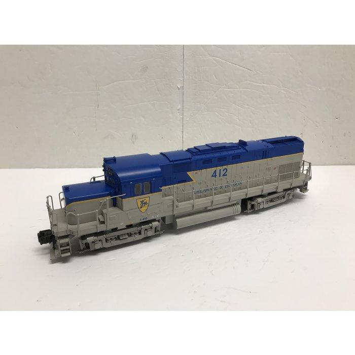 Lionel 6-18588 O C-420 D&H w/ TMCC (No Box)