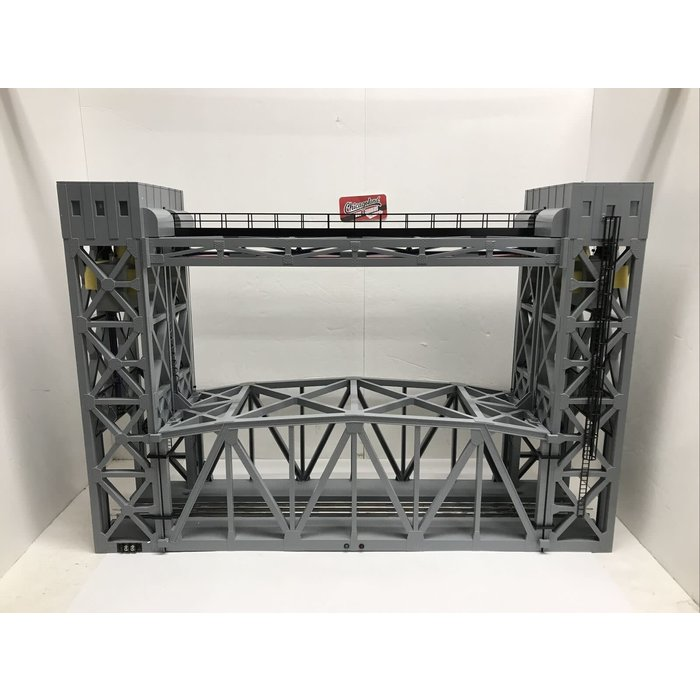 Operating Lift Bridge w/Lights and Sound